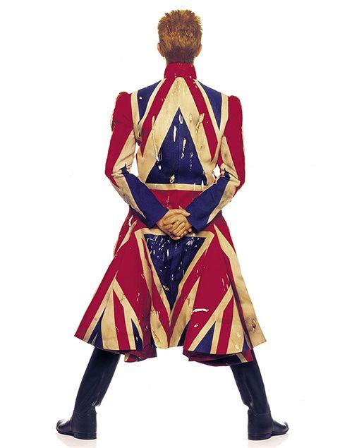 1992-1999 : le style électrique - Union Jack