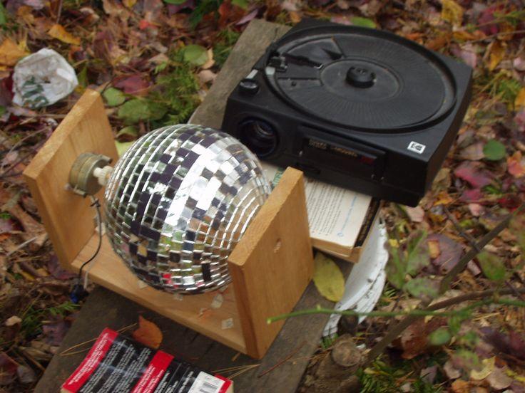 Diy Outdoor Halloween House Projector Halloween
