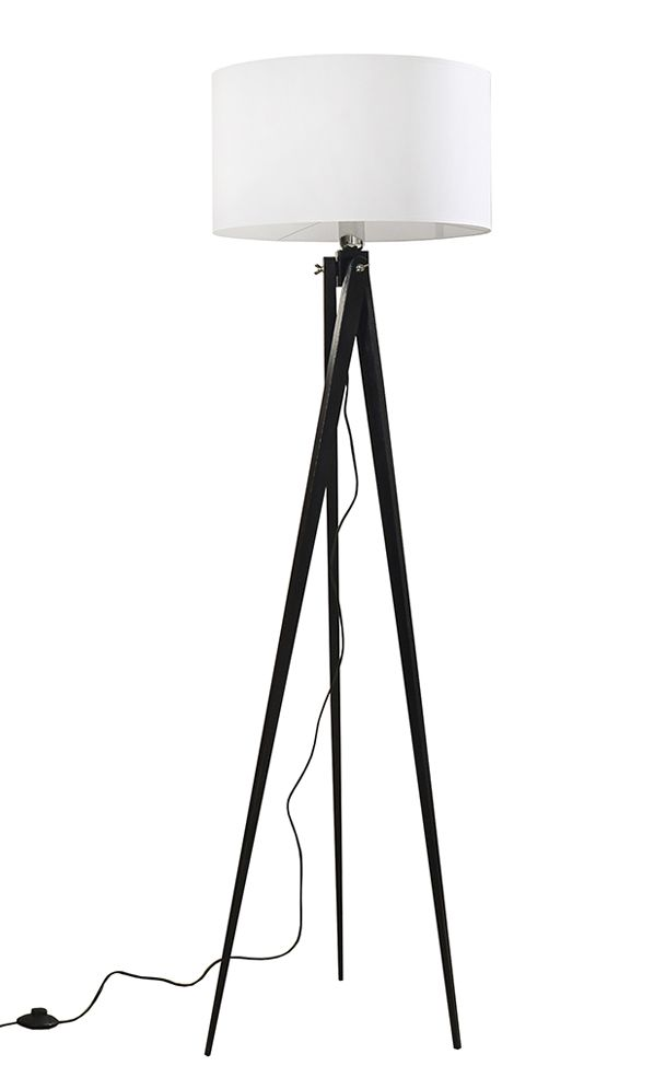 LW14-05-09 Lampa podlogowa, stojąca, trójnóg