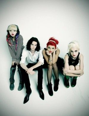 """NEWS: The pop rock band, Hey Violet, has been added, as support, to 5 Seconds Of Summer's """"Rock Out With Your Socks Out Tour,"""" for this summer and fall. The tour will be making stops in Europe, the UK and North America. You can check out the dates and details at http://digtb.us/1CkjvmF"""
