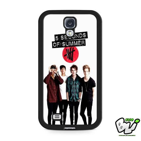 5sos Five Seconds Of Summer Samsung Galaxy S4 Case