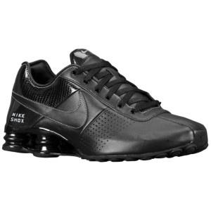 Black Nike Shox