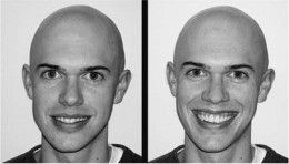 Fake Smile / Real Smile  Tips on reading body language