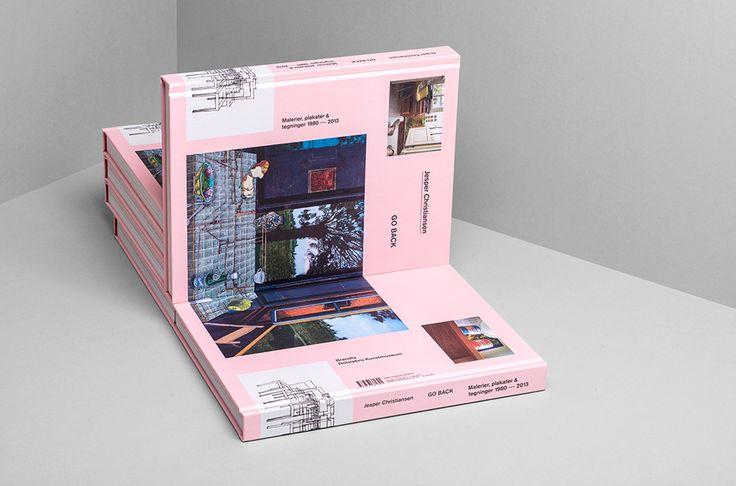 book cover // Jesper Christiansen