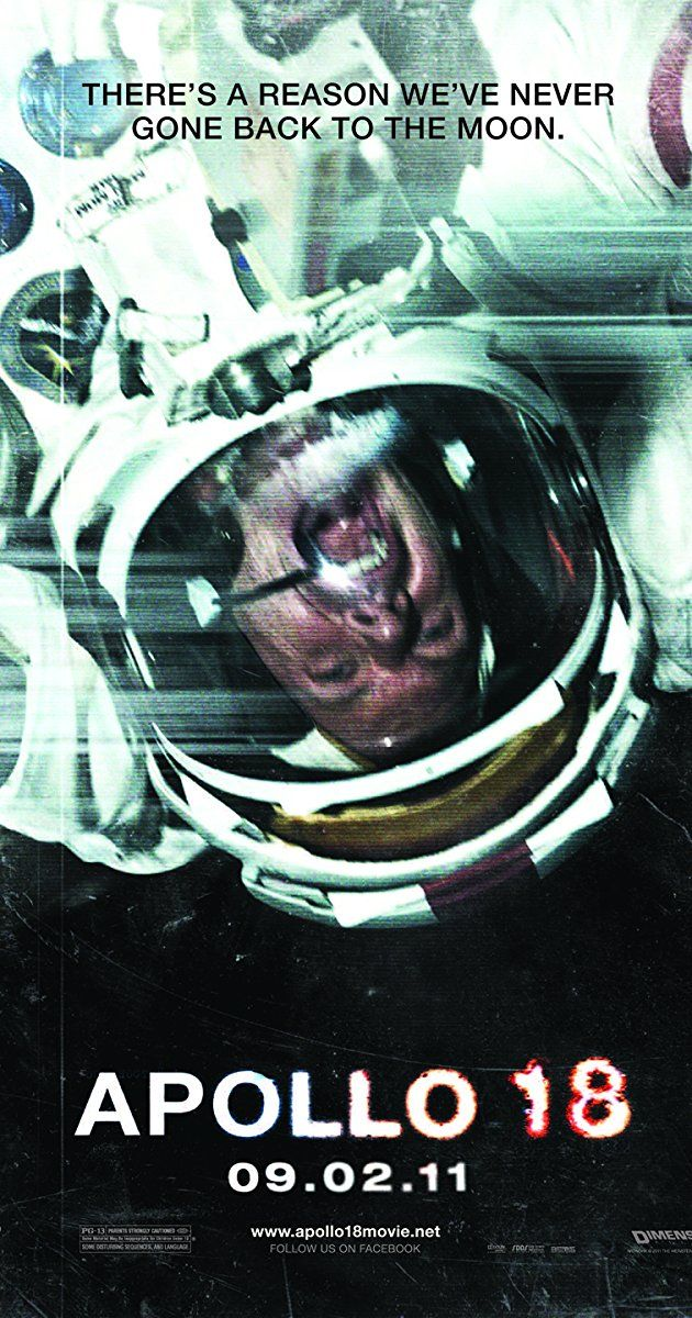 Directed by Gonzalo López-Gallego.  With Warren Christie, Lloyd Owen, Ryan Robbins, Michael Kopsa. Decades-old found footage from NASA's abandoned Apollo 18 mission, where two American astronauts were sent on a secret expedition, reveals the reason the U.S. has never returned to the moon.