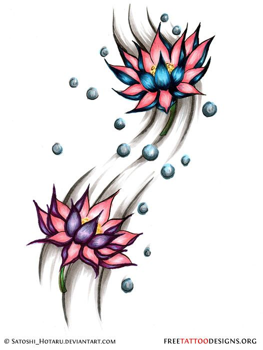 549 best images about tattoo on pinterest umbrella for Lotus flower bomb tattoo