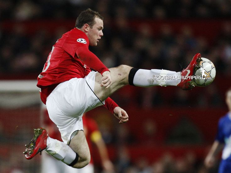 Wayne Rooney Manchester United Wallpaper HD