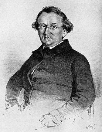 Eduard Mörike - 1804 in Ludwigsburg geboren Evangelischer Pfarrer - design klassiker ferienwohnungen weimar