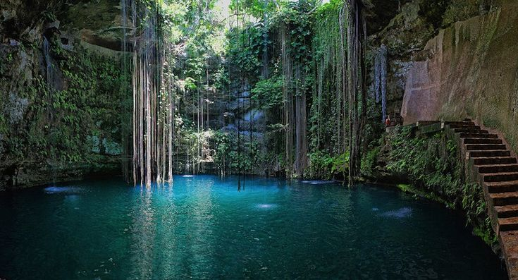 swimming hole cave - Google Search