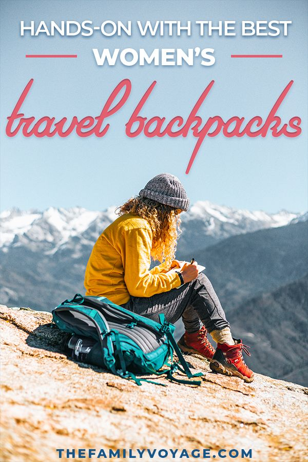 be9c45332356 Are you shopping for a women s travel backpack  Check out our hands-on  review