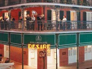 Desire Oyster Bar at the Royal Sonesta