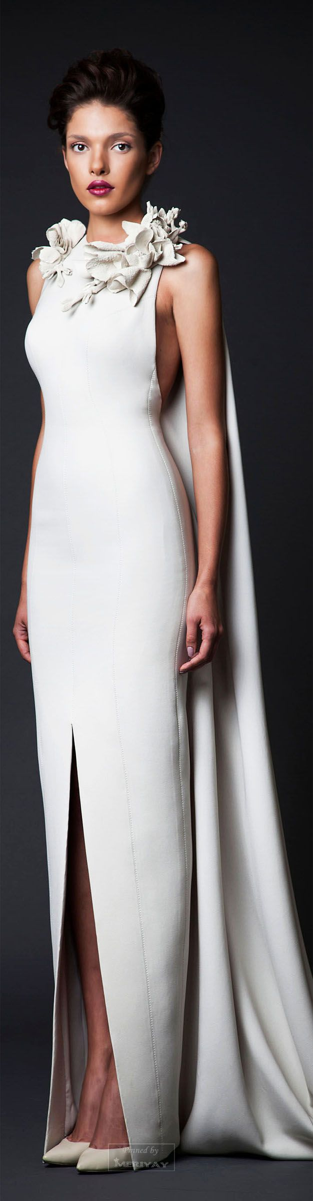 Krikor Jabotian Fall-winter 2014-2015. Absolutely amazing!!! Love it! Love it!