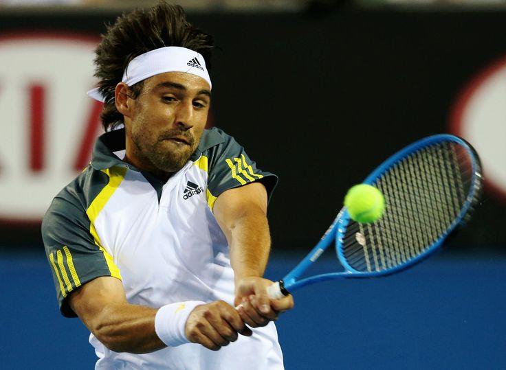 Greek tennis players