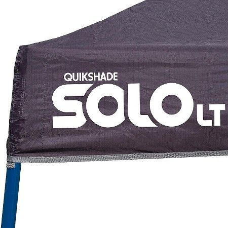 Quik Shade Solo LT 72 Instant Canopy - Bright Green/Pewter : Target