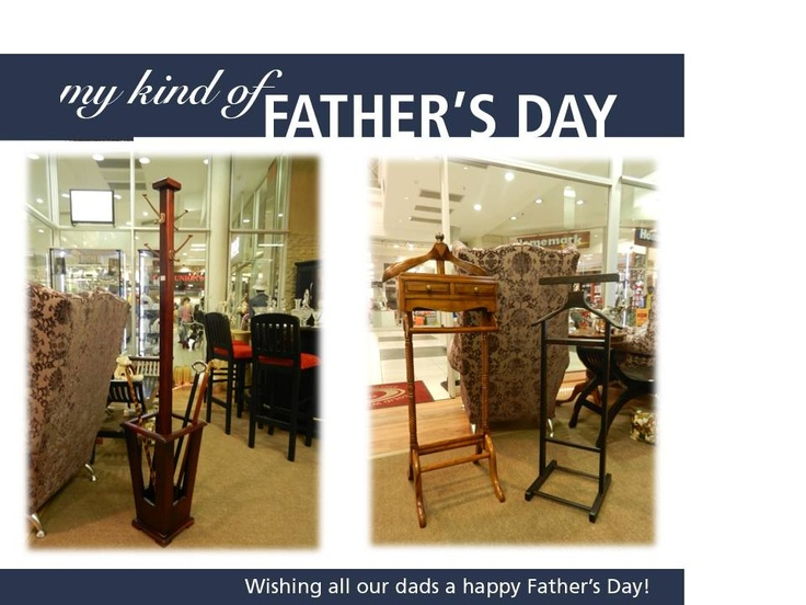 Umbrella and hat stand - R1 999.95 Dumb Valet with drawer - R2 299.95 Dumb Valet - R 869.95  The Clan Shop 61 011 826-6421