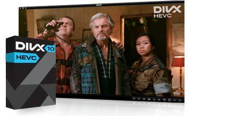 برنامج المالتيميديا العملاق لتشغيل ملفات الفيديو و الصوت DivX Plus 10.2 Build 10.2.0.189
