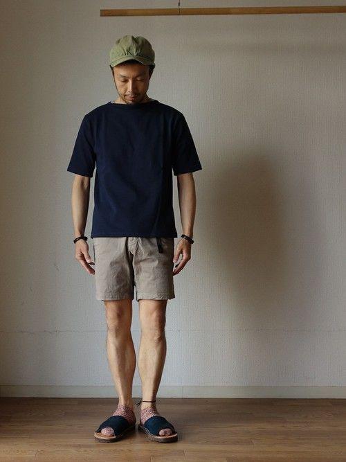 セントジェームス&グラミチの組み合わせが好きです。 BLOG:http://blog.live