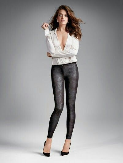Calzedonia jeggings neri