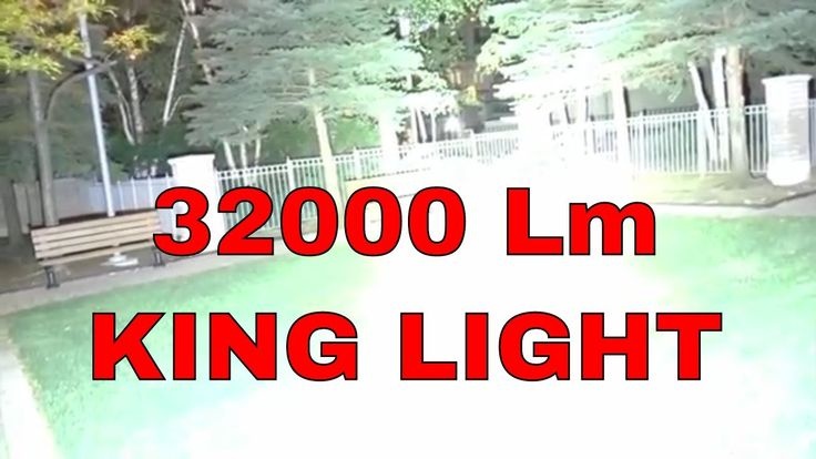 KING OF FLASHLIGHT - IMALENT DX80 32000 LUMENS WTF REVIEW!