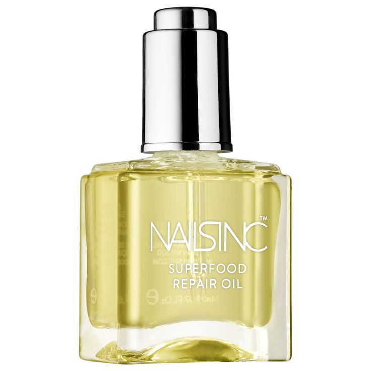 Shop NAILS INC's Superfood Nail and Cuticle Repair Oil at Sephora. This oil offers the perfect care and repair system for maintaining healthy nails and cuticles.