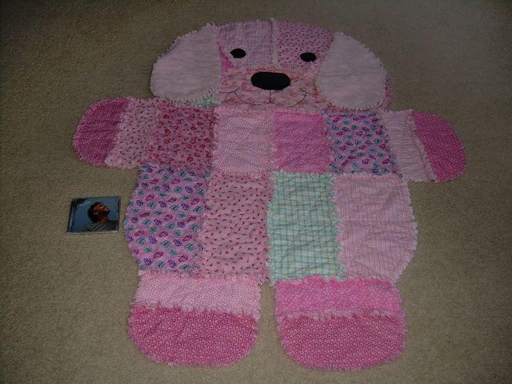 Teddy bear quilt quilt patterns pinterest for Simplicity craft pattern 4993