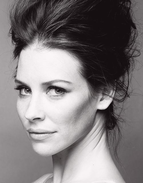 Evangeline Lilly  So beautiful.