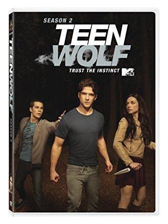 Tyler Posey & Holland Roden - Teen Wolf: Season 2