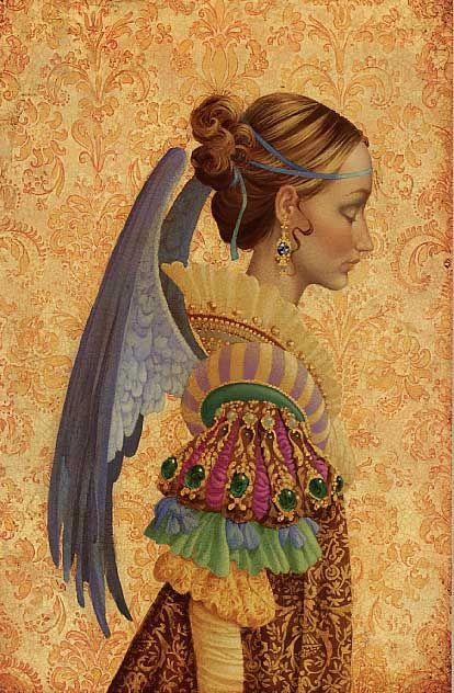 Isabella by James C. Christensen