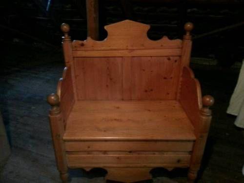 Good Weichholz Bank Bett Antik in Niedersachsen Nordhorn Sessel M bel gebraucht oder neu kaufen