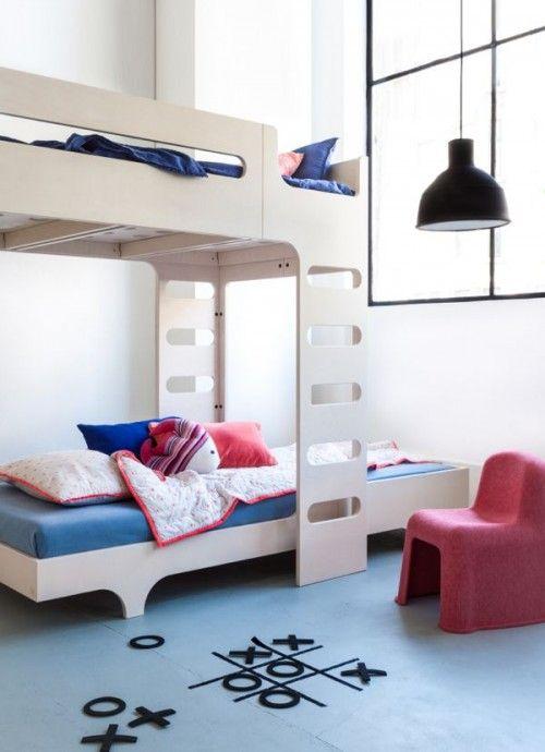 litera camas infantiles 500x690 Literas de ensueño para niños