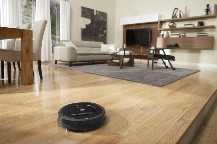 iRobot Roomba 880 Akıllı ev robotları merkezi  Hepsirobot.com sayfalarında