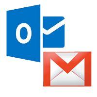 nueva opcion outlook importar gmail