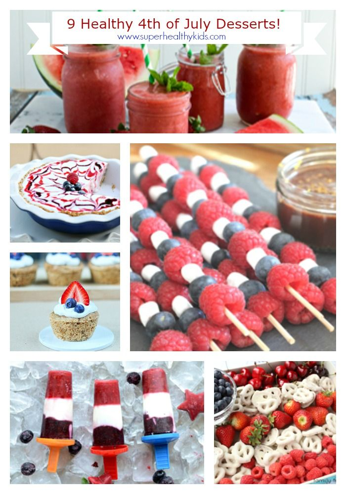 4th of july potluck ideas