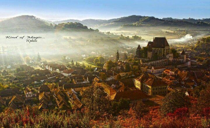 Biertan, Transylvania, Romania