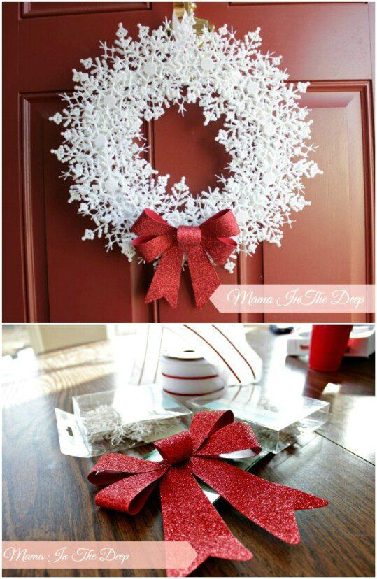 40 Festive Dollar Store Christmas Decorations You Can Easily DIY
