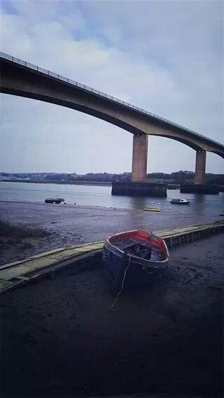 Bideford bridge