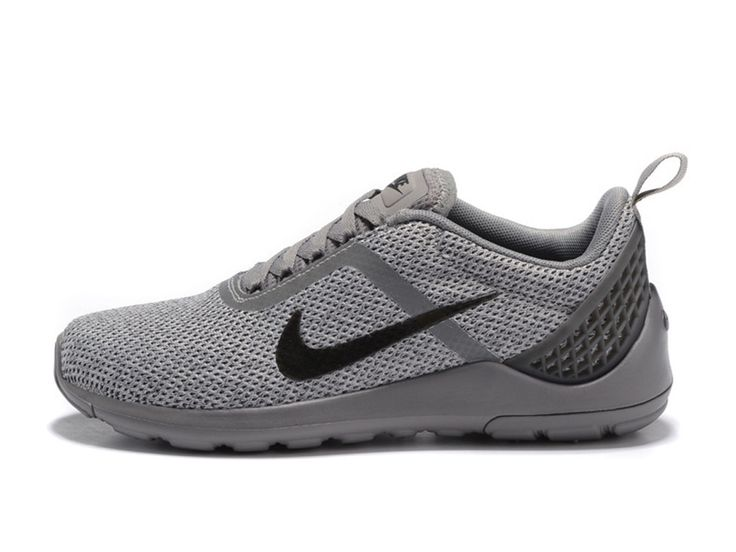Nike Lunarestoa 2 Essential Chaussures Nike Running Pas Cher Pour Homme gris 821772-002