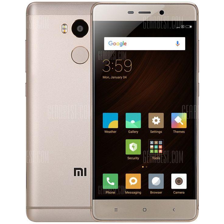 Xiaomi редми 4 4G смартфон-166,69 Интернет-магазин | GearBest.com