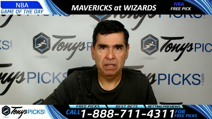 Dallas Mavericks vs. Washington Wizards Free NBA Basketball Picks and Pr...