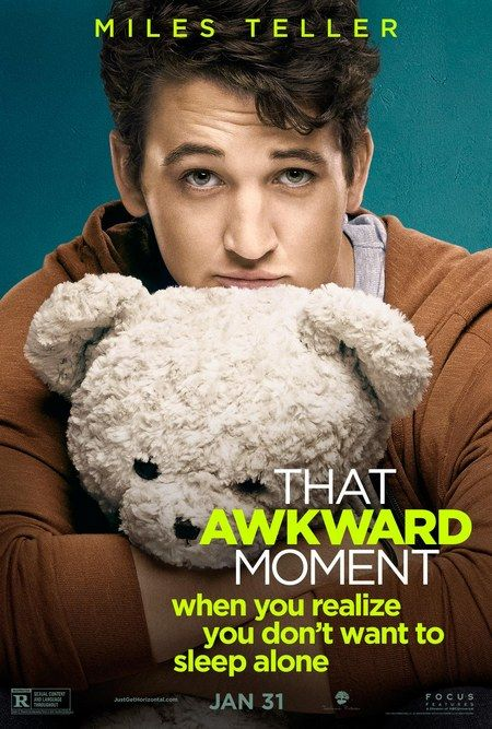 Watched That Awkward Moment again. Because.