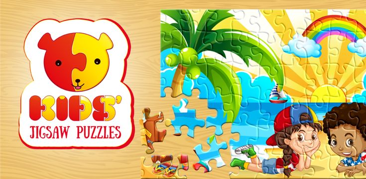 Puzzles for kids, best puzzle game for kids for your iPhone and iPad! More than 80 carefully selected pictures to assembly by your toddler. Found at iTunes!
