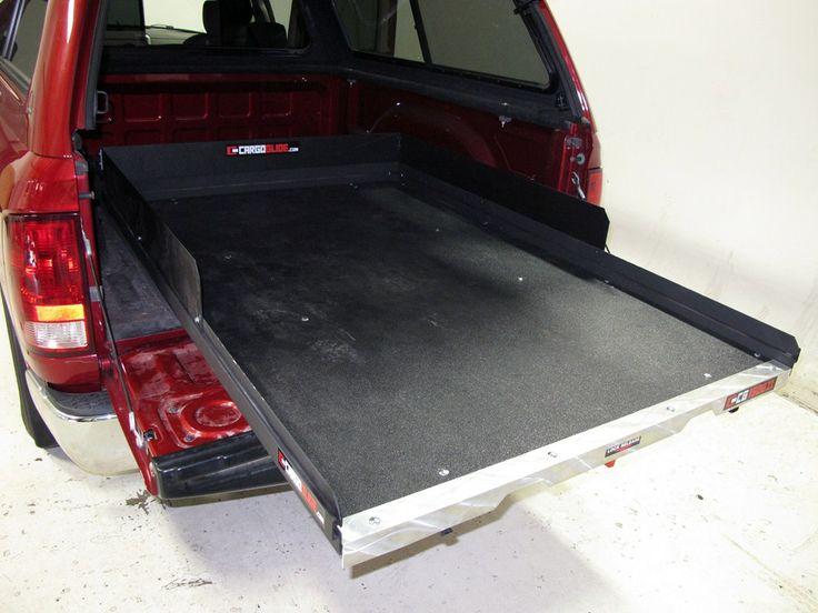 2012 chevrolet silverado slide out cargo trays - cargoglide | more
