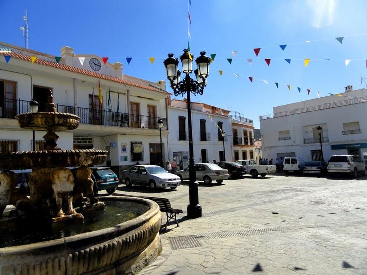 Paterna del Río - Plaza Mayor  photo: vivatijola