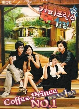 Coffe Prince was my 1st drama, and definitely one of my favorites :D
