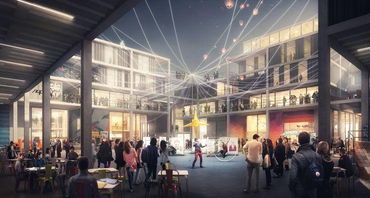 Galeria - Foster + Partners é selecionado para projetar a segunda fase do Dubai Design District - 3