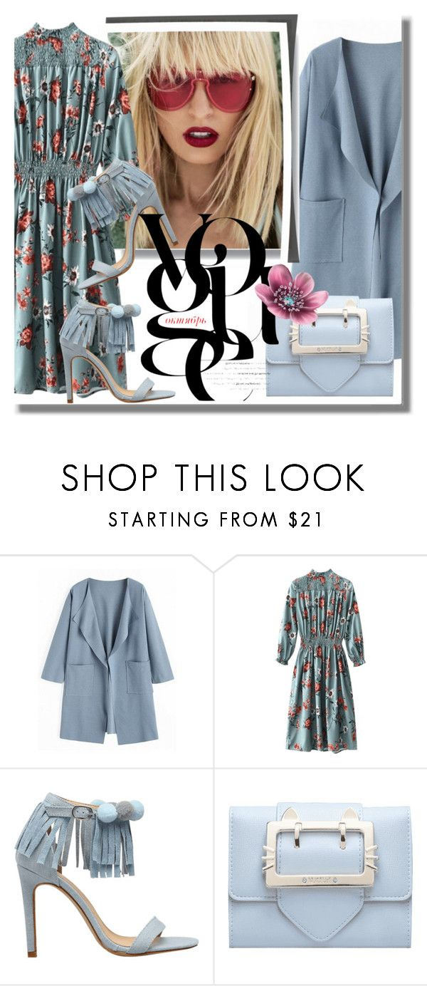 """""""Casual Chic"""" by pesanjsp ❤ liked on Polyvore featuring KAROLINA"""