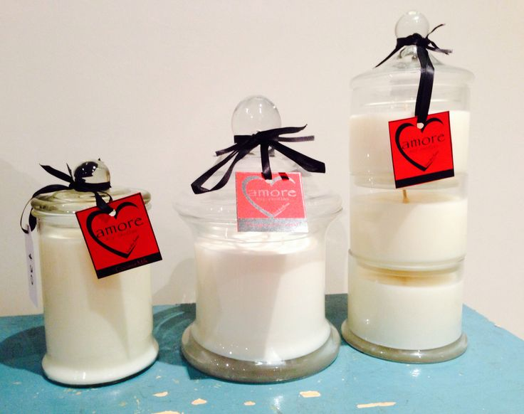 New Range Soy Candles