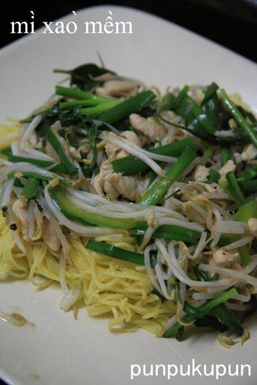 ベトナム料理レシピ(2)~ベトナム風やきそば   ベトくら~ベトナムに暮らせば~