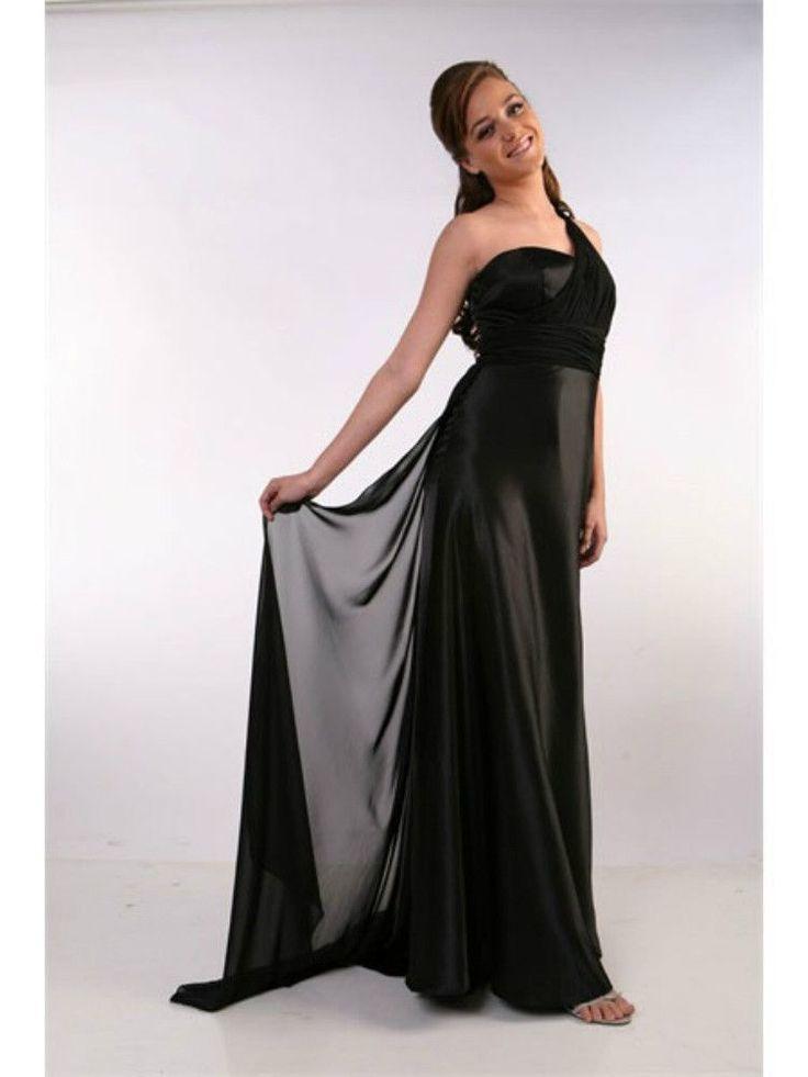 Long Simple Formal Bridesmaid Dress Sale