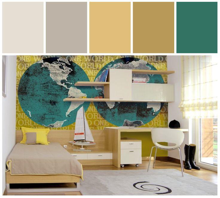 Best 37 Best T**N Bedroom Wallpaper Murals Images On Pinterest 400 x 300